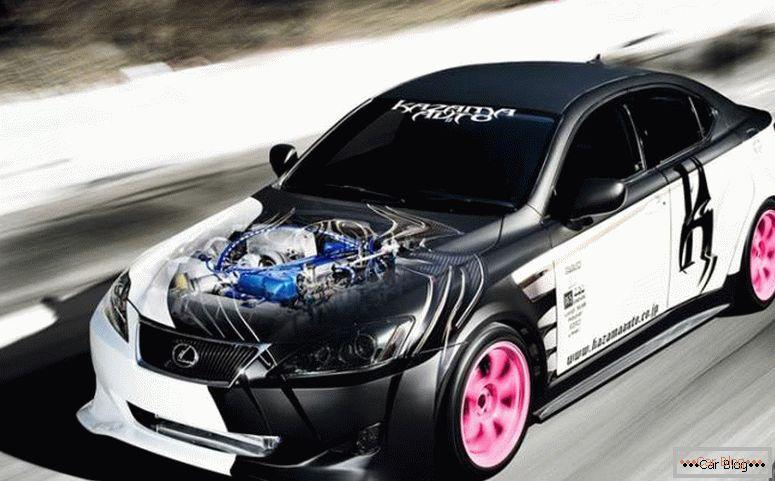 8b9432257f Lexus is 250 chip tuning  nový sport sedan image